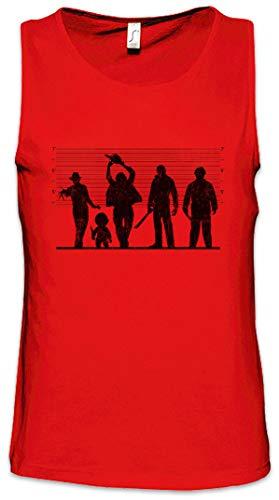 en Männer Tank Top Training Shirt Größen S - 5XL ()