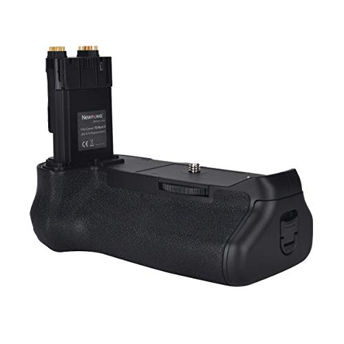 Newmowa Mango de Repuesto Battery Grip para Canon 7D Mark Ⅱ Cámara réflex Digital