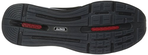PUMA Men s Ignite Limitless Sneaker  Black White  7 M US