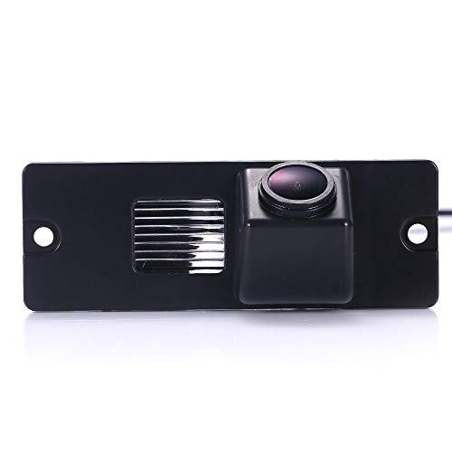 HD CCD Couleur Caméra avec Vision Nocturne et système de recul étanche & Antichoc pour Mitsubishi Pajero V3/V6/V8/V93/V97/V5/L200 & Zinger(2011-2014)