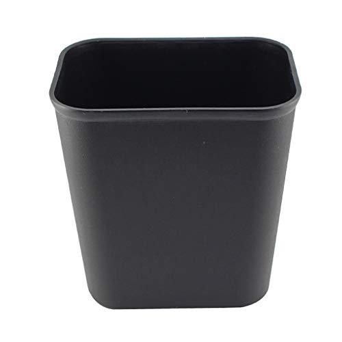 JIA JU Cubo de Basura plástico Cuadrado