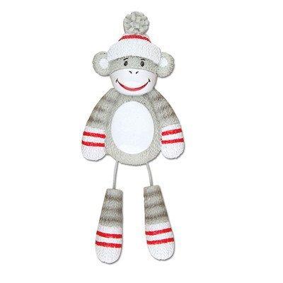 hnachtsschmuck child-sock Monkey - WE CUSTOMIZE for you (Sock Monkey-zombie)