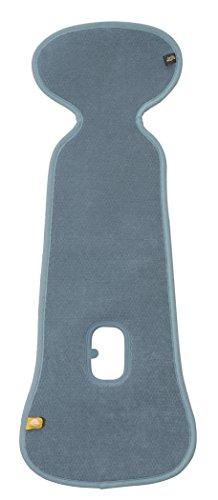 AEROMOOV - Air Layer Sitzeinlage - verhindert, dass Ihr Kind schwitzt - Bio Baumwolle (Mint, Größe 1)