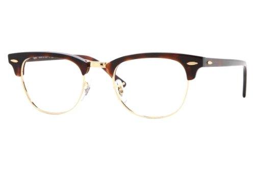 Preisvergleich Produktbild Ray-Ban Brille CLUBMASTER (RX5154 2372 49)