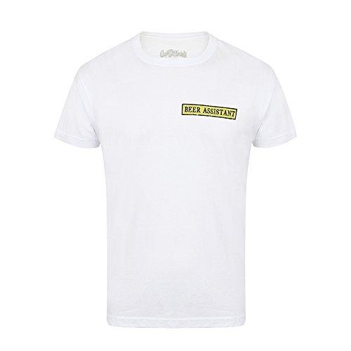 Gas Monkey Garage T-Shirt Patch Black White