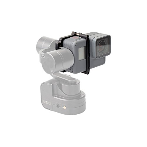 Preisvergleich Produktbild Meijunter Kamera Montage Adapter Kit für GoPro Hero5 Connects Zhiyun Tiny2/Z1 Evolution/Rider-M Gimbal