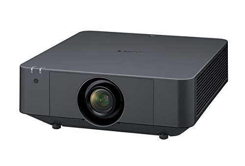 Sony VPL-FH65 1920 x 1200 1080p LCD 6000 Lumens WUXGA 3 Projectors - Black
