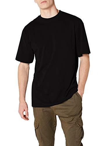 Urban Classics Herren T-Shirt Tall Tee, Farbe black, Größe M (Big-und Tall-herren-t-shirts Kleid)