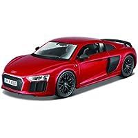 Maisto - Kit de Montaje del Modelo Audi R8 V10 Plus, Escala 1:24 (39510)