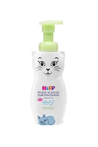 Hipp Babysanft Pflegeschaum zum Eincremen, 3er Pack(3 x 150 ml)