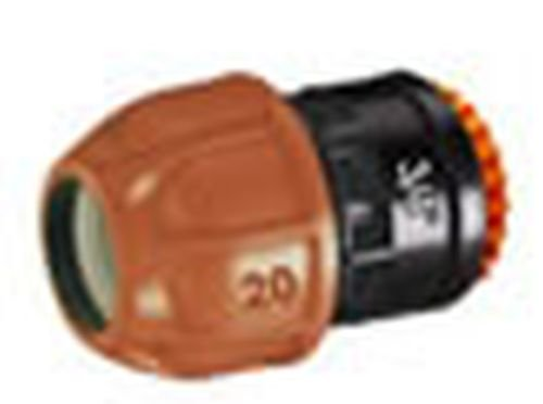 RACCORDO FEMMINA 20mm 3/4-1/2 CLABER