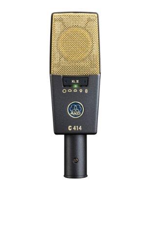 Akg C414XLII - C-414 xl ii microfono estudio