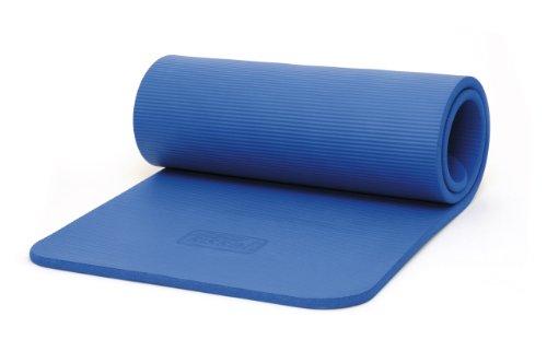 Sissel 20425B+ Tapis de gymnastique professionnel Bleu