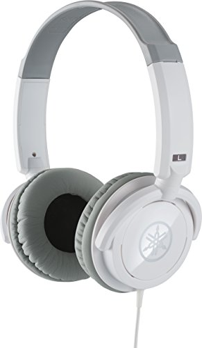 Yamaha HPH-100WH - Auriculares, color blanco