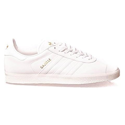 adidas Gazelle W, Chaussures de sport femme - différents coloris - Multicolore (Balcri / Balcri / Dormet), 40 EU