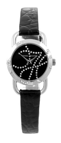 Daniel Hechter Women's Quartz Watch Analogue Display and Leather Strap DHCL06120NZL