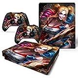 FriendlyTomato Sticker vinyle pour console Xbox One X et manette sans fil Super Hero