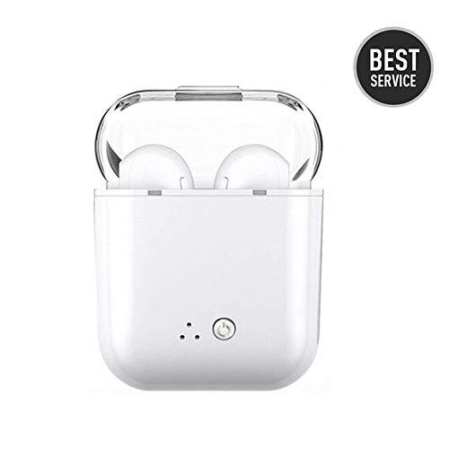 XIAYU I12 TWS Wireless Bluetooth 5, 0 Auriculares de bajo estéreo,  Touch 3D Bilateral estéreo,  Carga de Contacto magnético,  Impermeable