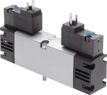 VSVA-B-T32U-AH-A1-2AC1 (547170) Magnetventil Ventilfunktion:2x3/2 offen monostabil Nenn-weite:9mm
