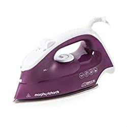 Morphy Richards 300255 Steam/Spray Breeze Iron - 2600 W