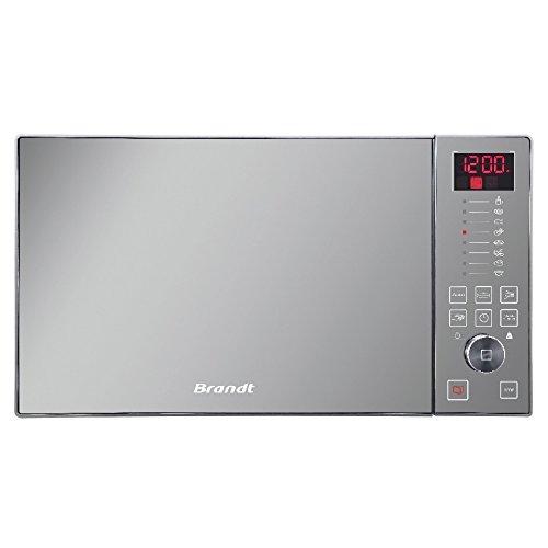 Brandt - se2616s - Micro-ondes 26l 900w noir argent