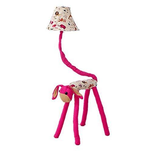 Stehlampe Nan Liang Mädchen Kreative Geburtstagsgeschenk Tuch Schatten Hohe Durchlässigkeit Grundschüler Kind Literatur und Kunst Praktische Vertikale Tischlampe