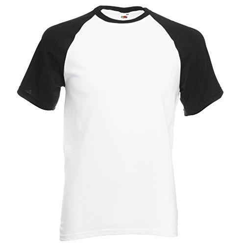 fruit-of-the-loom-s-slv-baseball-t-shirt-in-white-black-size-m-ss31