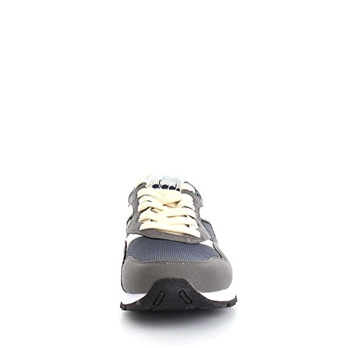 Diadora N-92, Sneaker a Collo Basso Unisex – Adulto Dark Denim/Charcoal Grey