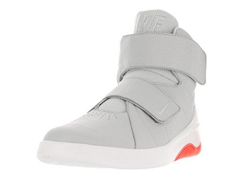 best service 30106 d5b6c Nike Marxman, Zapatillas de Baloncesto para Hombre, Beige Light  Bone-Sail-Total