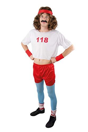 P'TIT Clown re11838, Costume adulte 118