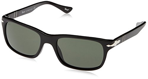 Ray-Ban Daddy-O W2578, Montures de Lunettes Homme, Noir (Matte Black/Crystal Green), 59
