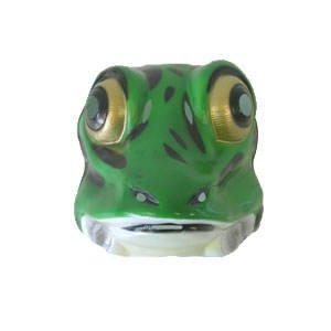 ke für Erwachsene Frosch (Party Tier Maske Für Erwachsene)