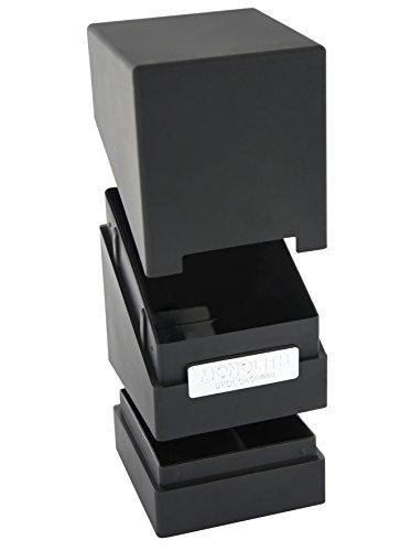 Preisvergleich Produktbild Ultimate Guard UGD010233 - Monolith Deck Case 100+ Standardgröße, schwarz