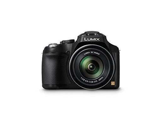 Panasonic Lumix DMC-FZ72EF-K Appareil photo bridge Ecran 3