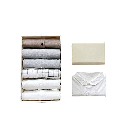 r Board T-Shirts Falten Bord Wäsche-Fold Organizer für Dress Pants Jumpers Handtuch 16.5x8x0.2inch 20 Pack ()
