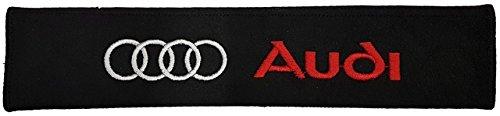 Auto Sicherheitsgurt Cover mit Audi Logo