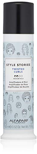 Alfaparf Style Stories Twisted Curls Amplificatore di Ricci, 100ml