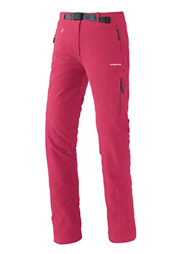 Trangoworld pc007777 – 2 CD-xlc Pantalon Long, Femme, Fuchsia, XL