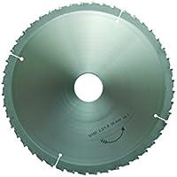 LEJA tools KWC2103054 Sirra Circular Universal de 210 para Uso en máquinas electroportátiles y Sierras de Mesa, 210 mm