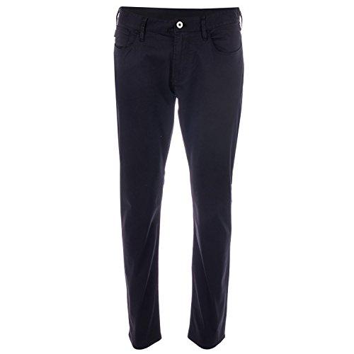 Armani Jeans 3Y6J06 pantalones Hombre azul 36