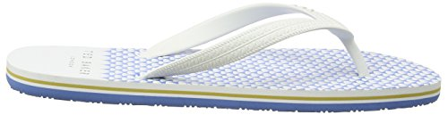 Ted Baker Flyxx 4, Tongs Homme Blanc (White)