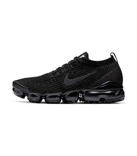 sale retailer 24397 f6b45 Nike Women s W Air Vapormax Flyknit 3 Track   Field Shoes, Multicolour ( Black