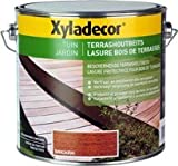Xyladecor Dickschicht-UV-Lasur, verschiedene Holz-Terrasse