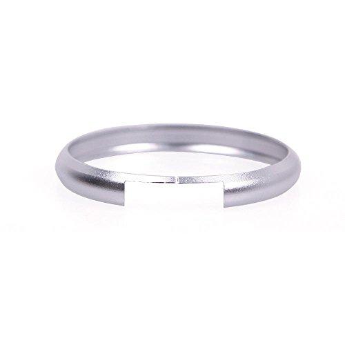 vicky-store-high-quality-1-pc-smart-mini-cooper-key-fob-ring-rim-trim-cover-silver
