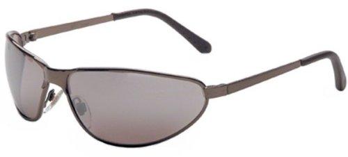 Honeywell S2453Uvex Tomcat Sicherheit Gläser, silber Spiegel Objektiv - Gunmetal Bekleidung