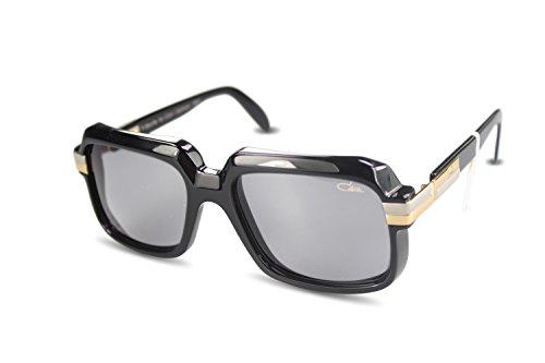 CAZAL Damen Sonnenbrille Sunglasses Cari Zalloni 607/3 col. 100 Schwarz