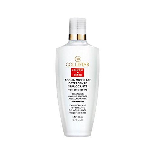 Acqua micellare struccante di Collistar, Lozione detergente Donna - Flacone 200 ml.