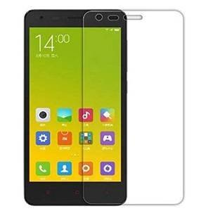 Kaira Brand High Quality flip cover for Xiaomi Redmi 2 (Black) + Screen Guard (Front)