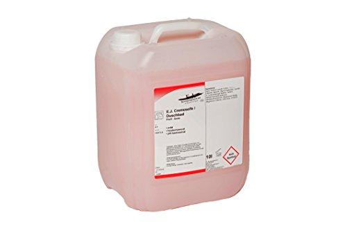 E.J. Cremeseife Profi Serie 10 liter - Duschbad rosa