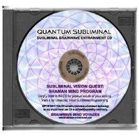BMV Quantum Subliminal CD Vision Quest: Shaman Mind Program (Ultrasonic Subliminal Series) (Vision Quest-cd)